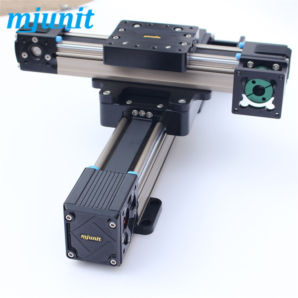 Selling belt drive Linear Guide/Linear Guideway/Linear Guide Rail belt driven linear slide rail belt drive guideway professional manufacturer of actuator system axis positioning