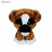 6   15cm TY Beanie Boos Boxer Dog Panda Rabbit Unicorn dolphin Plush  Stuffed Animal 0064fd5ee950