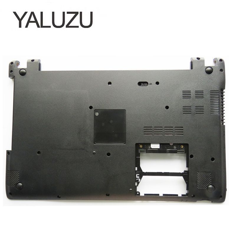 YALUZU New laptop Bottom base case lower cover For Acer Aspire V5-571 V5-571G V5-531G V5-531 MainBoard Bottom Casing case black цена