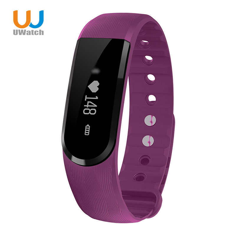 Smart Bracelet BT4 0 Heart Rate Monitor Smartband Pulse Sports Fitness Activity Tracker Wristband For Android