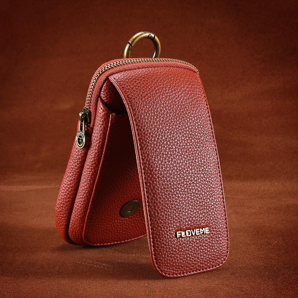 Bolsas de cuero para iPhone 7 7 Plus 6 6 s Plus funda para Samsung - Accesorios y repuestos para celulares - foto 2