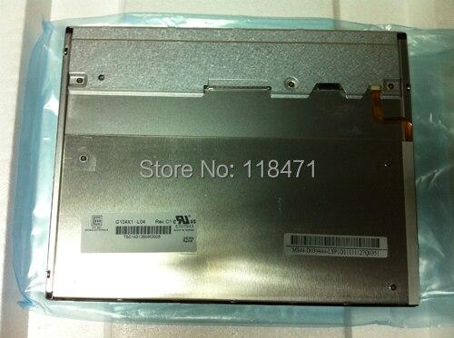 Original CMO  G104X1-L04 10.4″LCD Dispaly 1024(RGB)*768 (XGA)  6 months warranty