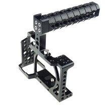 Accstore DSLR Клетки для камеры с верхней ручкой для Sony A6000/A6300/A6500/ILCE-6000/ILCE-6300/ILCE-6500/ NEX7-502