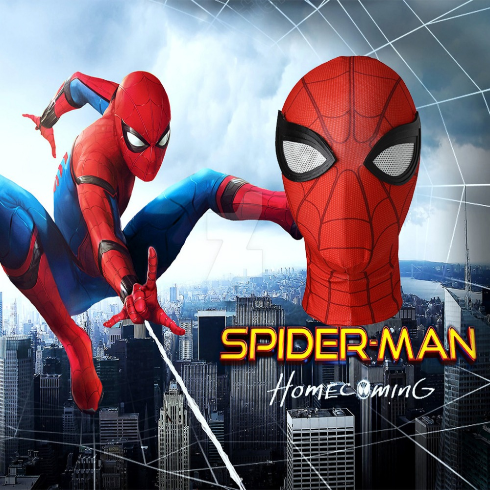 Online Get Cheap Red Spiderman Mask -Aliexpress.com | Alibaba Group