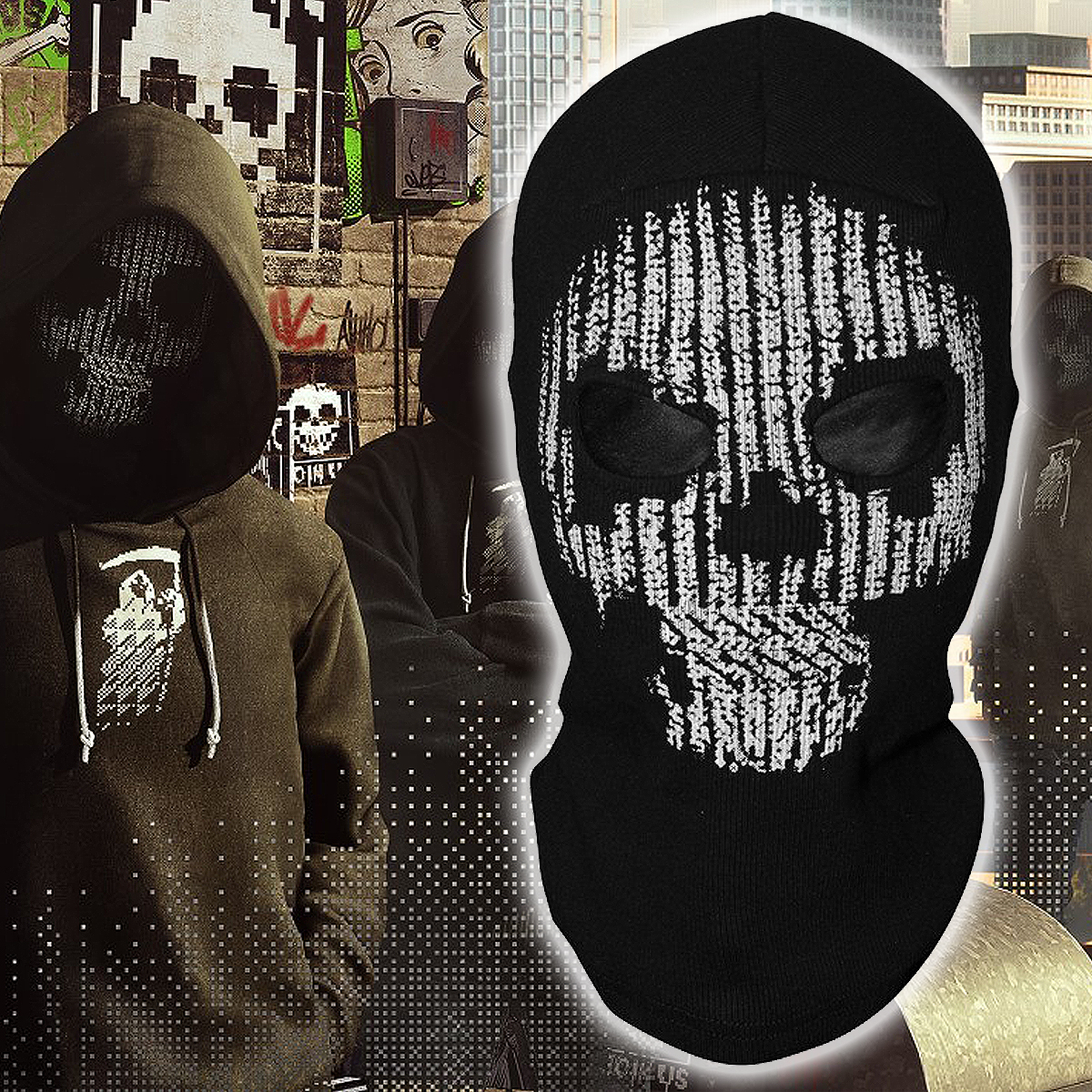 Compare Prices on Ghost Skull Balaclavas- Online Shopping/Buy Low ...