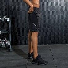 Новые мужские спортивные шорты, теннисные шорты, шорты для бега, шорты для настольного тенниса B11D
