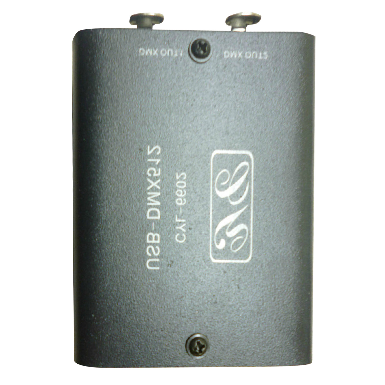 512 canaux USB à DMX DMX512 lumière LED DMX-stade contrôleur d'éclairage Das lumière - 4