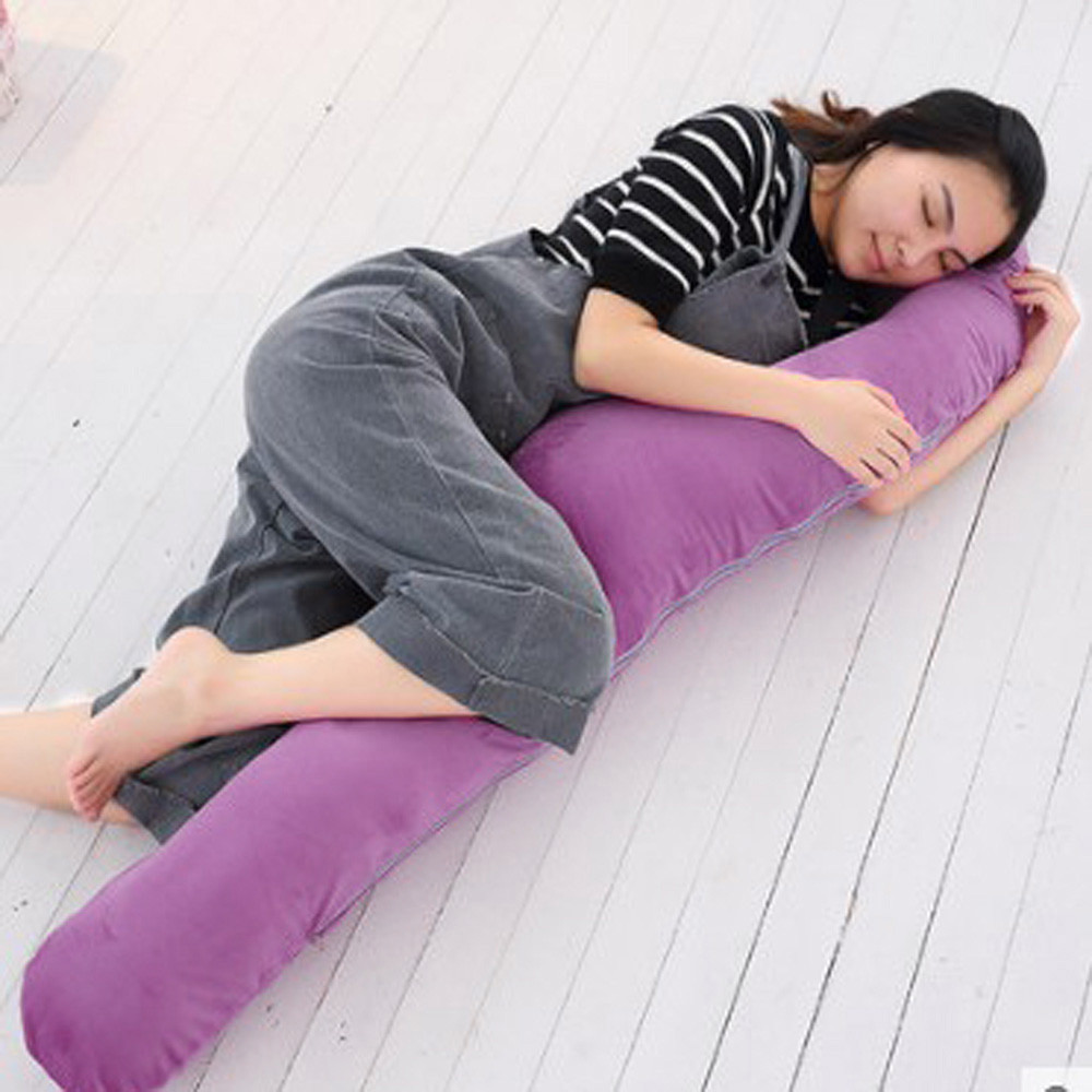 NoEnName_NullHot Seahorse Cuddle Neck Roll Pillow Body Hug Cushion Plush Toy Stuffed Gift Fashion Cute Children/Adult pillowcase