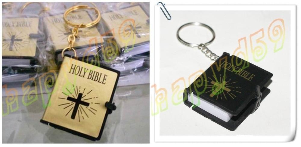 ⓪200pcs English Christian Gospel Christmas gifts crafts mini bible ...
