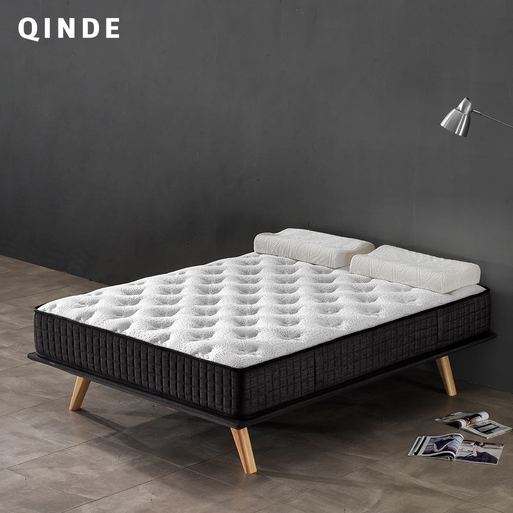 Best Price On Queen Size Mattress Set: Best Wholesaler Price Luxury Soft Knitting Fabric King