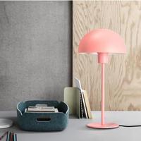 Children Mini 1 pcs novelty mushroom table lamp desk reading light library iron Table Lamp home work office led standing lamp