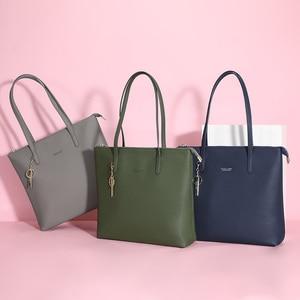 Image 5 - WEICHEN Large Capacity Women Handbag Ladies Top Handle Totes Shoulder Bag Female Casual Tote Shopping Sac Big Travelling Bag