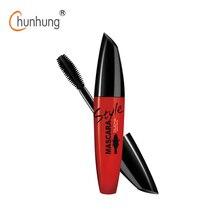 DUOYA Eyes Makeup 3d Fiber Lashes Mascara To Eyelashes Waterproof Curling Thick Black Ink For Lashes Mascara Korea Cosmetics