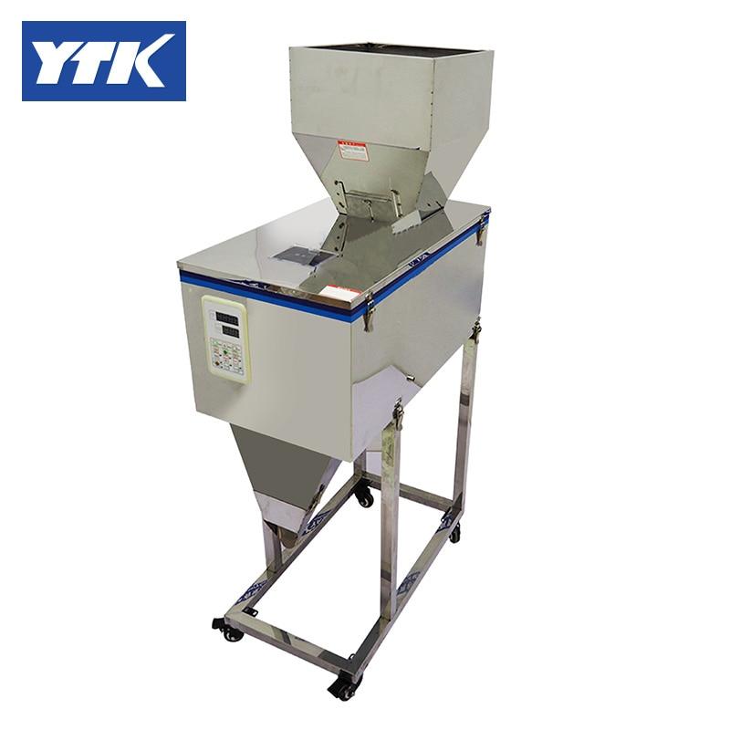 YTK 25-1200g Weighing Dry Powder Filling Machine