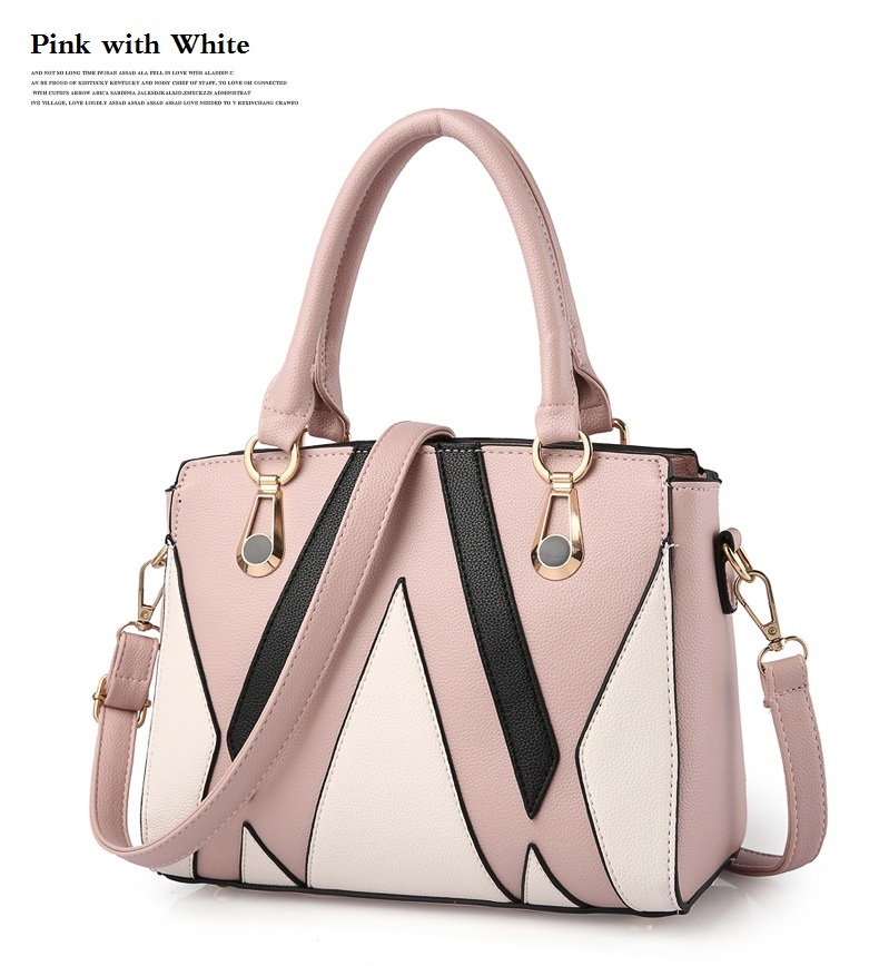 DikizFly New women bags High Quality PU Leather Women Top-Handle bag Brand  Name Bag Ladies Handbag Brand Design Messenger bags f017499c8f481