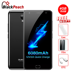 Oukitel K6000 Plus 4G Mobile Phone 5.5