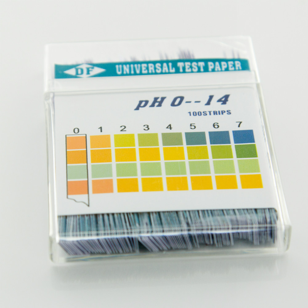 universal ph paper What is ph ph is a measure of  you can measure the ph of a solution using universal indicator just as litmus paper will be red for an acid and blue for an alkali.