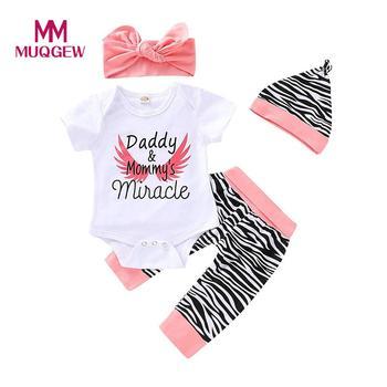 15104460 2019 lindo 3 piezas bebé recién nacido niña niño día de San Valentín carta  mameluco pantalones