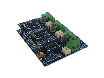 3 stepper motor driver Gshield grblShield board CNC motion control
