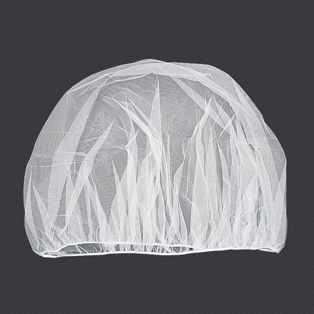 Filet anti-moustiques blanc pour nourrissons   Filet pour poussette de bébé fille et garçon, panier pour lit de poussette, couverture complète, filet de 150x180cm