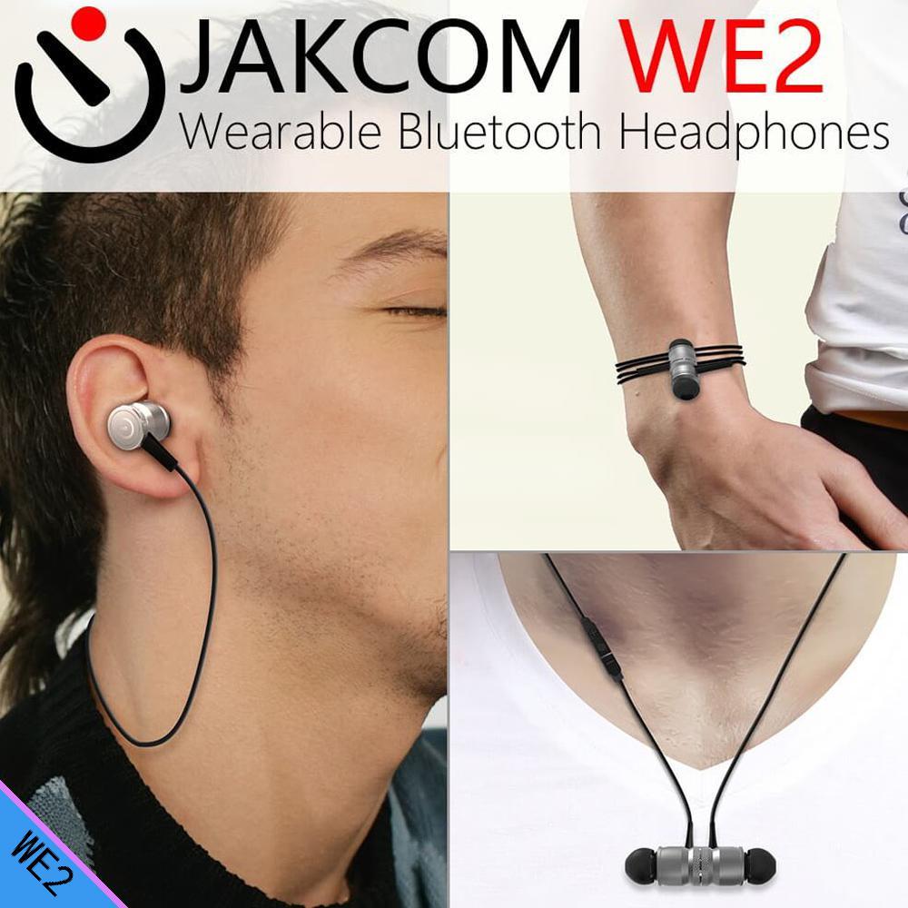 JAKCOM WE2 Smart Wearable Earphone hot sale in Earphones Headphones as takstar pubg dacom
