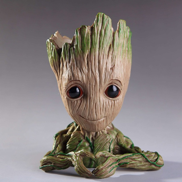 Baby Groot Flower Planter Pot