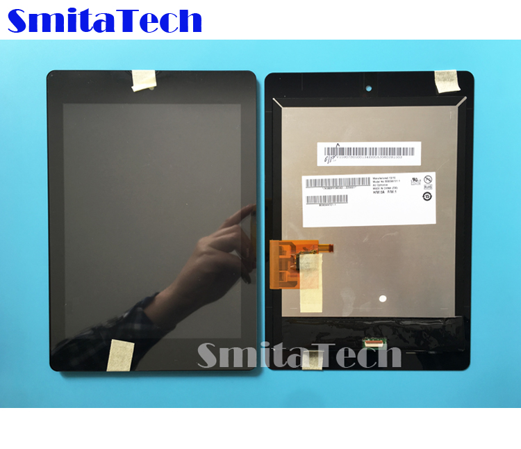 8.0'' inch B080XAT01.1 For Acer iconia tab A1-810 LCD Display with Touch Screen Digitizer replacement new 7   inch for acer iconia one 7 b1