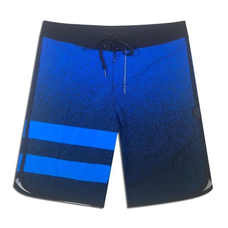 Summer 2019 Bermuda Brand Phantom Boardshorts Spandex Elastic Beach Surfing Bodybuilding Board   Shorts   Men Quick Dry Boxe   Shorts