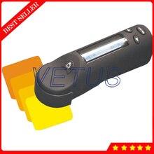 ТСУР SC20 8 мм Портативный цифровой Цвет imeter с цветовой Анализатор метр по измерению разницы тестер