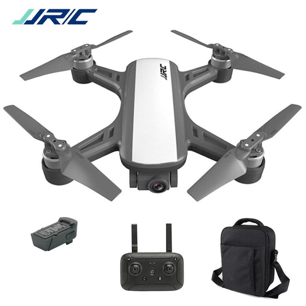 JJRC X9 RC quadrirotor 2.4G 6 axes Gyro GPS moteur sans brosse Drone RC avec WIFI 5G 1080 P FPV caméra hélicoptère RC VS B5W jouets Dron