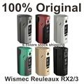 WISMEC Reuleaux RX2/3 TC mod RX 2/3 RX2 3 150W/200W Box Mod Vape vaporizer VS RX200 RX200S fit with RDA TFV8 tank