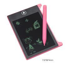 4,4 zoll Digital LCD Elektronische Notizblock für Kinder Kinder Schreiben Reißbrett Handschrift Malerei Pads Baby Zeichnung Spielzeug