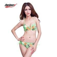 new fashion women one piece swimwear summer style plus size swimsuit low waist flower shape