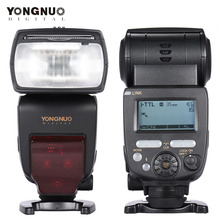YONGNUO YN685N Wireless 2.4G HSS TTL/iTTL Speedlite Flash for Canon Nikon support YN560IV YN560-TX RF605 RF603 II YN685C YN685N