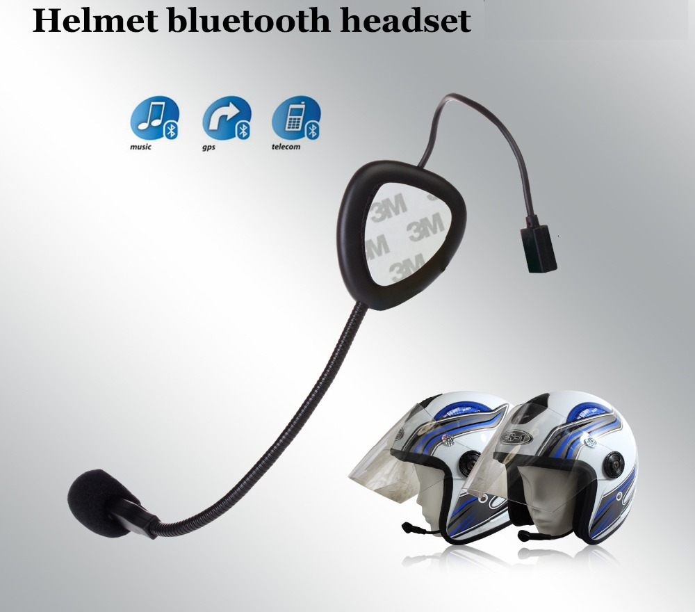 Prix pour Bonne qualité Moto V1-1 Bluetooth Casque Casque Interphone Interphone Sans Fil Mains Libres Appel Sport Haut-Parleur intercomunicador
