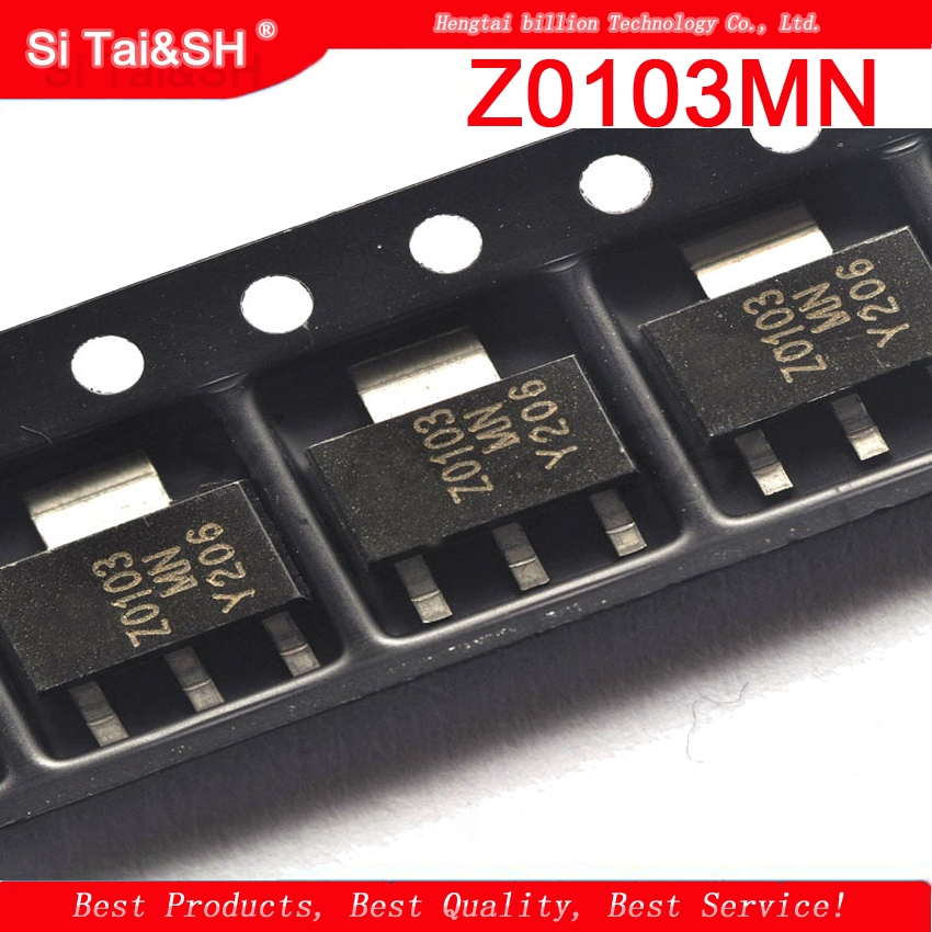 10PCS Z0103MN SOT223 Z0103 SOT Z3M SOT-223