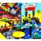 Legolin Figures Gremlins Stripe Gizmo Stitch Super Mario Wreck It Ralph Alien E.T. With Elliot Building Blocks Friend toys gift - 1