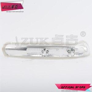 ZUK боковое зеркало заднего вида светодиодный повторитель сигнала поворота светильник для Chevrolet Captiva 2007-2017 (левый привод)
