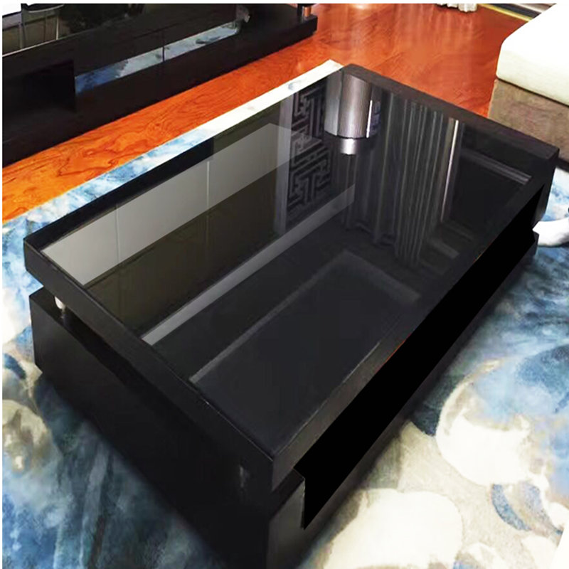1.52x1m 2mi Car Sticker Transparent Glossy Scratch Protection Film Furniture Protective Sticker Home Kitchen Decoration Film