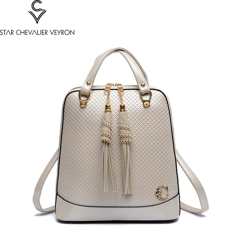2017 4 new colors high quality luxury women backpack women shoulder bag female backpack women school