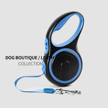 Fenice New Arrival Automatic Leash for Small Medium Dog Walking Reflective Pet Retractable Lead