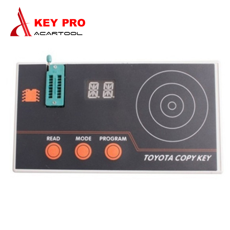 Free Shipping For T-o-y-o-t-a Smart Key Programmer Key Copier Key Program Tool Good Price
