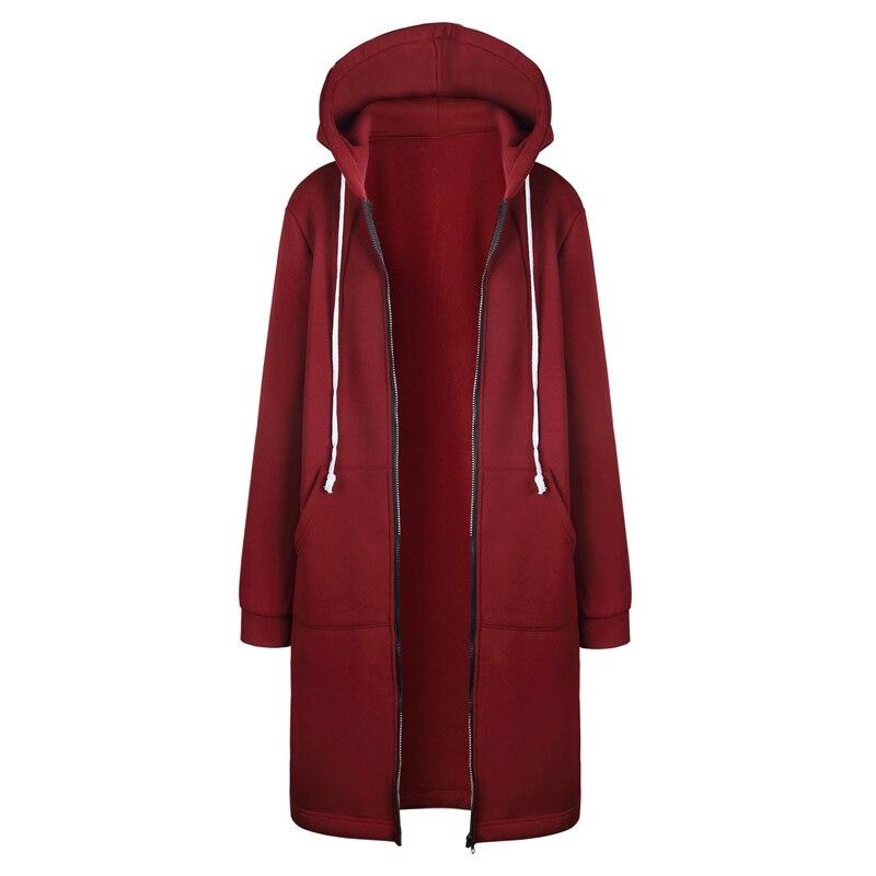 dffb532ee5cf Fashion Women Autumn Winter Clothes Fleece Warm Jacket Slant Zipper ...