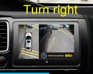Image 5 - Weivision 1080P HD 360 Chim Xem Bao Quanh Hệ Thống Ngắm Nhìn Toàn Cảnh, tất Cả Các Vòng Xem Hệ Thống Camera Với Đầu Ghi Hình Cho Xe Jeep SUV Văn