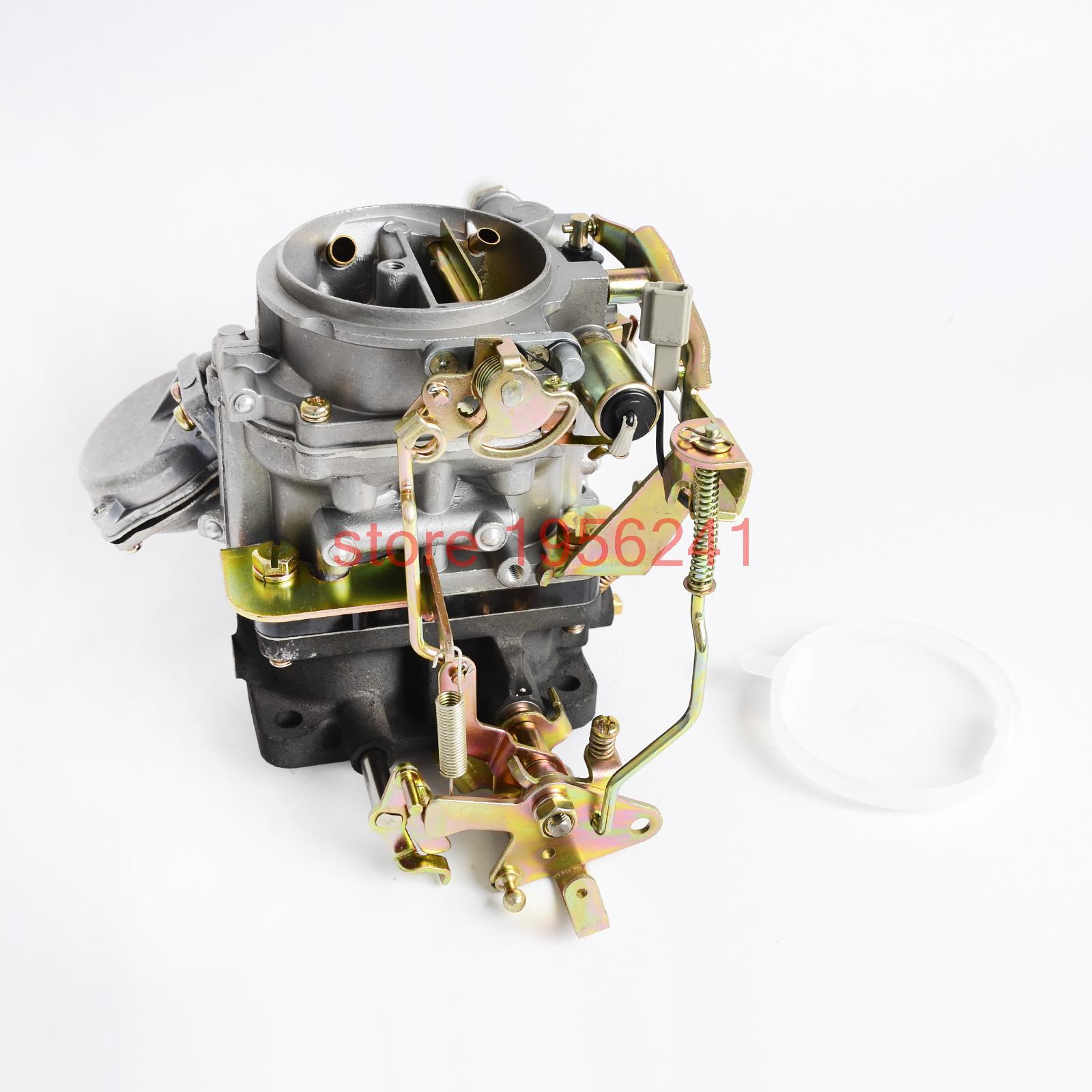 New Carburetor fit for TOYOTA 2F LAND CRUISER 1975 - 1987 1978 1980 1982 1984 1986 Carby Part Number 21100-61012 pardo patrick dean robert john baldessari catalogue raisonne volume 2 1975 1986