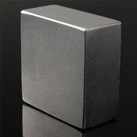 1pcs Block 45x45x20mm N52 Super Strong Rare Earth Magnets Neodymium Magnet High Quality