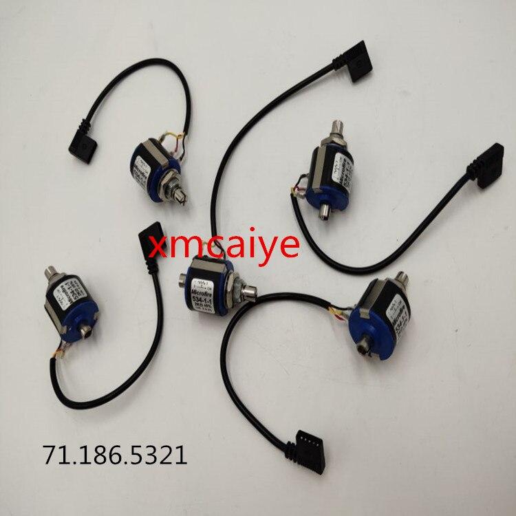 5 pecas 711865321 sm102 cd102potentiometer sm102 cd102 pecas da maquina impressao 05