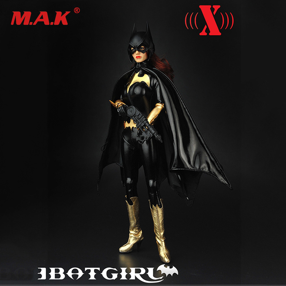1/6 Scale Female BATGIRL Suit Set Mask Set X-011 NO BODY For 12 inches Female Action Figure Clothes электрический духовой шкаф korting okb 470 cmw