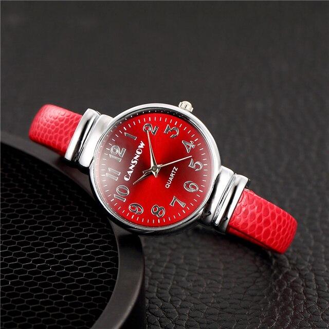 Women's Bangle Bracelet Watch 1