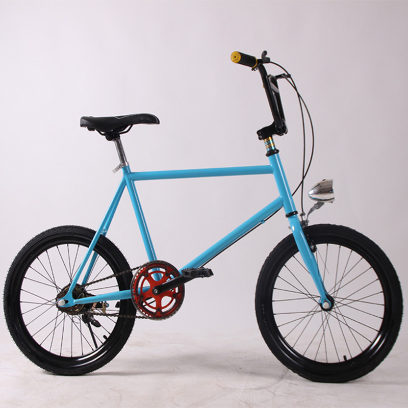High Quality Carbon Steel Material 20 Inch Mini One Round Cycling Equipment Manufacturer Student Bike